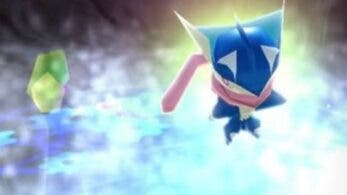 Ya está disponible la nueva zona Mar de Greninja en Pokémon Rumble Rush