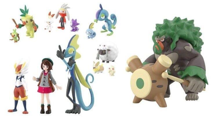 Ya puedes reservar las figuras Pokémon Scale World de Galar con envío internacional