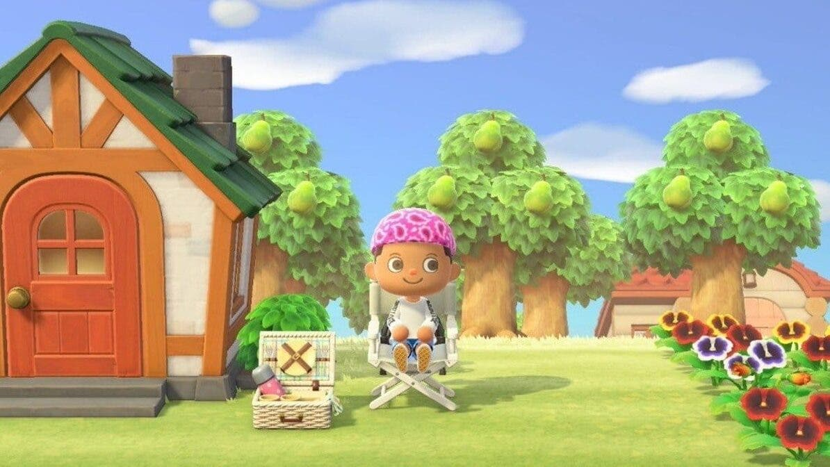 Reggie no descarta dejarnos ver su isla de Animal Crossing: New Horizons