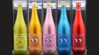Pac-Man contará con su propia gama de sake en Japón
