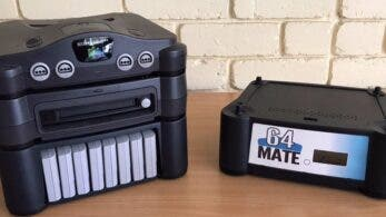 Se pone en marcha el Kickstarter de 64Mate, un nuevo complemento para Nintendo 64