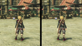 Comparativas en vídeo de Xenoblade Chronicles: Definitive Edition: Wii vs. New Nintendo 3DS vs. Switch y modo portátil vs. modo televisión