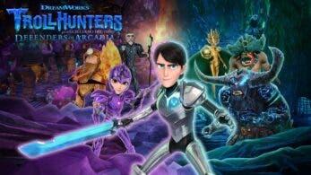DreamWorks Trollhunters Defenders of Arcadia llegará a Nintendo Switch de la mano de WayForward