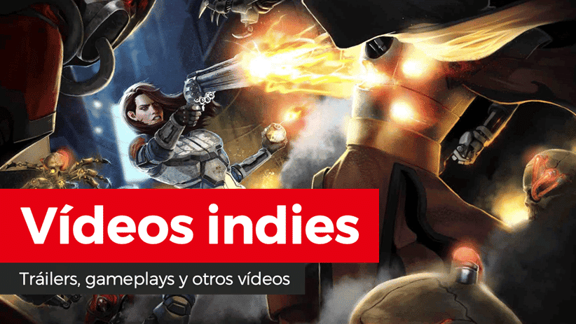 Vídeos indies: Code: Realize, Danger Scavenger, Ion Fury, Root Film, Demon's Tier+, Dungeon of the Endless, The Experiment: Escape Room y más