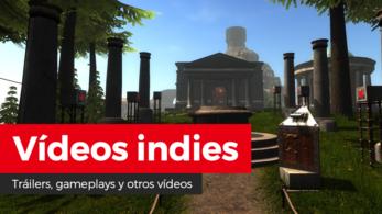 Vídeos indies: 1971 Project Helios, Adam's Venture: Origins, RetroMania Wrestling, Atomicrops y realMyst: Masterpiece Edition