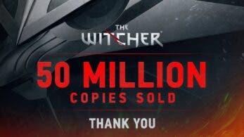 La franquicia The Witcher ya acumula más de 50 millones de copias vendidas
