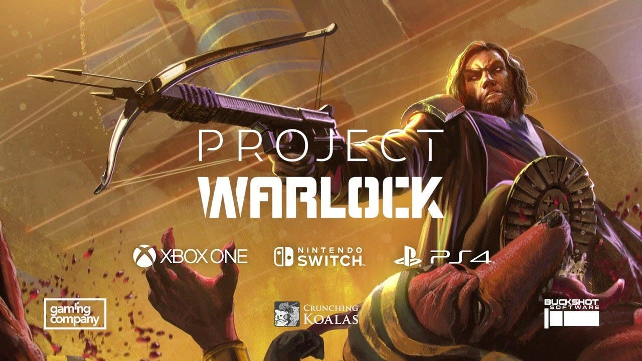 Project Warlock es anunciado para Nintendo Switch: disponible el 11 de junio
