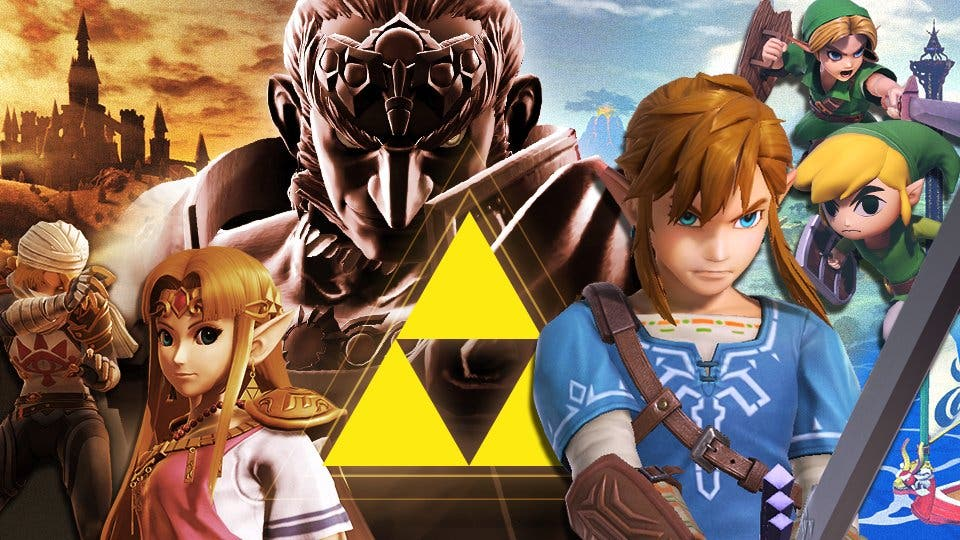 Super Smash Bros. Ultimate confirma nuevo torneo protagonizado por The Legend of Zelda
