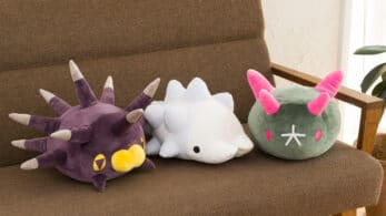 Pokémon Center anuncia estos peluches de Pincurchin, Snom y Pyukumuku