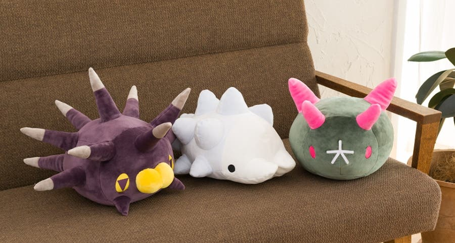 Pokémon Center anuncia estos peluches de Pincurchin, Snom y Pyukumuku