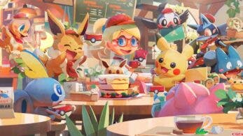 [Act.] Pokémon Café Mix ya comienza a estar disponible