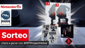 [Act.] ¡Sorteamos una edición limitada de 1971 Project Helios para Nintendo Switch!