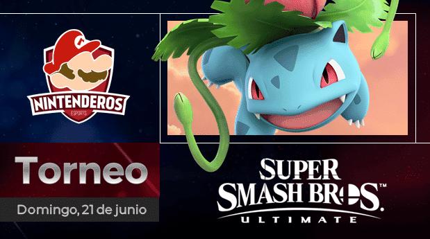 Torneo Super Smash Bros. Ultimate   ¡Vigésimo tercer enfrentamiento!
