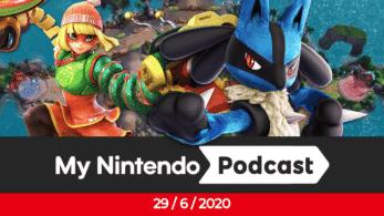 My Nintendo Podcast 4×14: Pokémon Presents, Min Min en Smash Bros., novedades en Animal Crossing y más