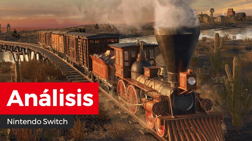 [Análisis] Railway Empire para Nintendo Switch