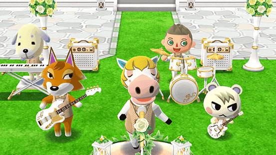 Comienza el Torneo de pesca: Dulces melodías en Animal Crossing: Pocket Camp