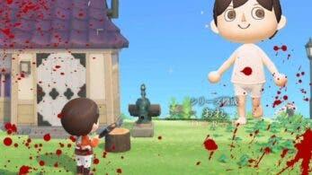 Recrean el opening de la primera temporada de Ataque a los Titanes en Animal Crossing: New Horizons