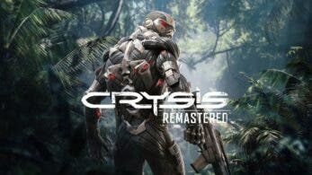 Crysis Remastered: Nuevo gameplay y resolución confirmada en Nintendo Switch