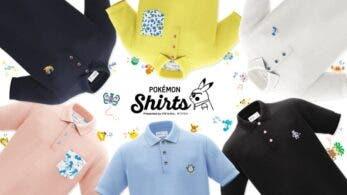 Original Stitch expande su línea de ropa con polos de Pokémon