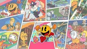 Namco Museum Archives Vol. 1 and 2 se estrenará el 18 de junio en las Nintendo Switch occidentales