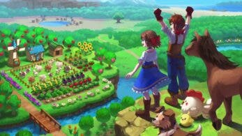 Harvest Moon: One World detalla su función Expando-Farm