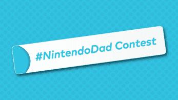 Nintendo celebra el Día del Padre con un concurso especial