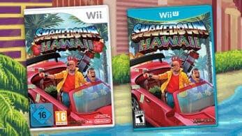 Por increíble que parezca, una versión física de Shakedown: Hawaii está de camino a Wii y Wii U