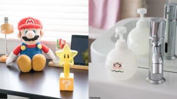 Anunciada una lotería de Super Mario Bros. para Japón con recompensas exclusivas