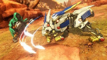Zoids Wild: Blast Unleashed también ha sido registrado para Nintendo Switch en Alemania