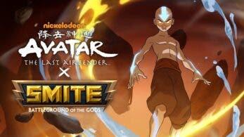 Smite confirma colaboración con Avatar: The Last Airbender y The Legend of Korra