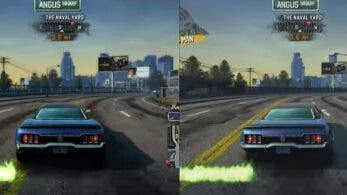 Comparativa en vídeo de Burnout Paradise Remastered: Nintendo Switch vs. Xbox One X