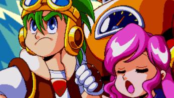 Clockwork Aquario, el juego perdido del creador de Wonder Boy, confirma su estreno en Nintendo Switch