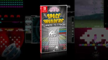 Space Invaders: Invincible Collection se lanza el 28 de junio en las Nintendo Switch occidentales