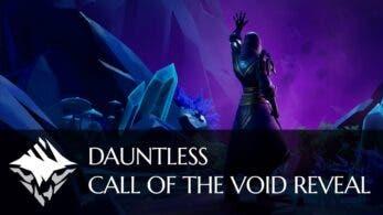 Call of the Void protagoniza este nuevo vídeo de Dauntless