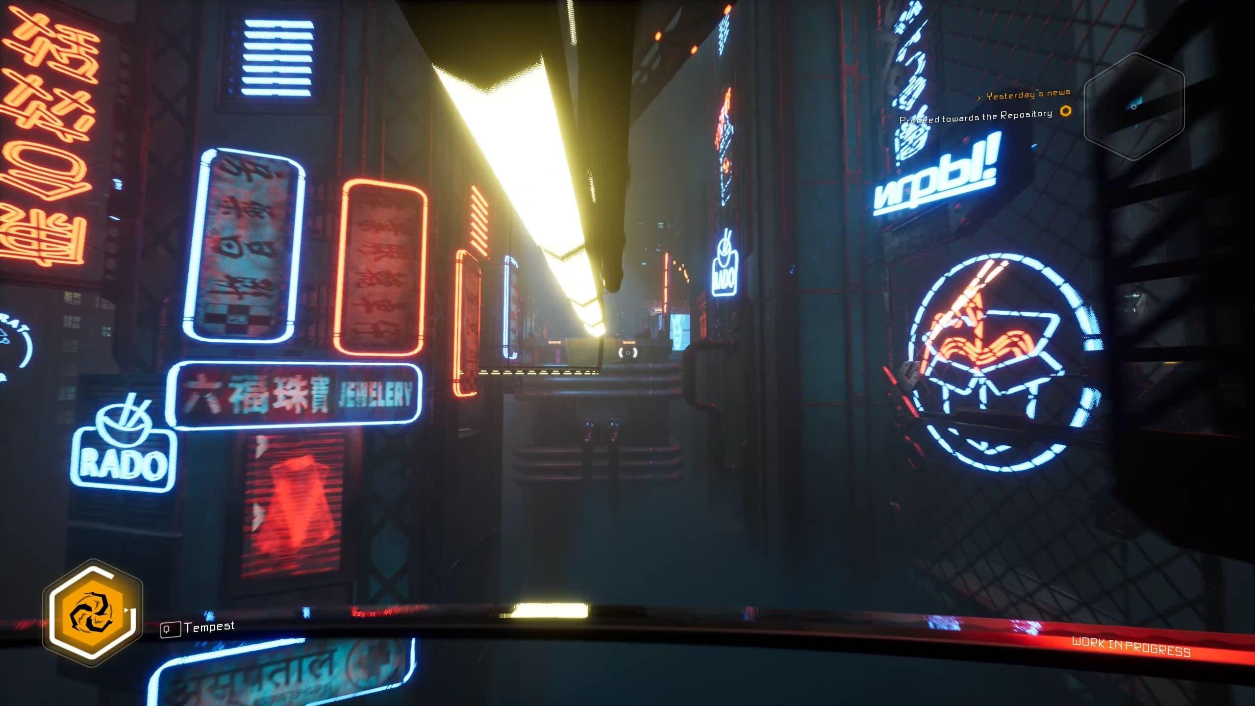 El equipo de Ghostrunner declara que busca moverse más allá del estilo cyberpunk