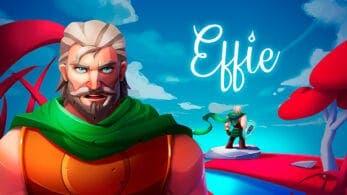 Effie, un juego de acción y aventuras en 3D, está de camino a Nintendo Switch
