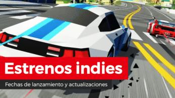 Estrenos indies: Cardpocalypse, Helheim Hassle, Hotshot Racing, HyperBrawl Tournament, Ploid Saga y Towaga: Among Shadows