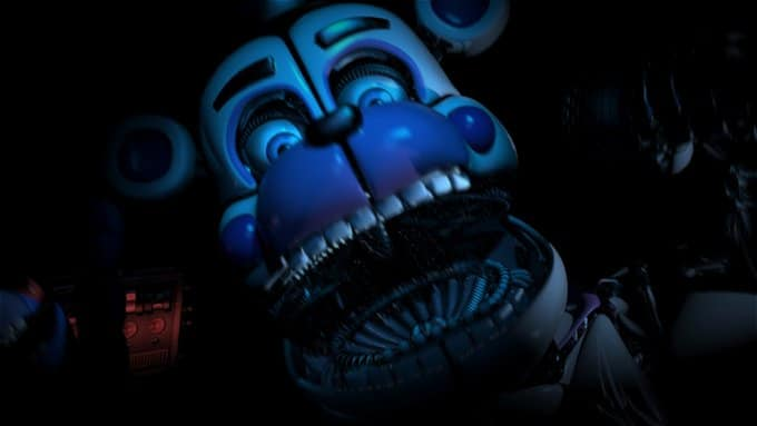 Así luce Five Nights at Freddy's: Sister Location en Nintendo Switch