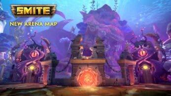Échale un vistazo a este tráiler de Smite que muestra el nuevo mapa Cthulhu