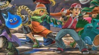 Min Min ya ha sido añadida al banner de todos los luchadores de Super Smash Bros. Ultimate