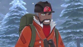 Un Pokémon desconocido es visto en el nuevo tráiler de las Nieves de la Corona de Pokémon Espada y Escudo