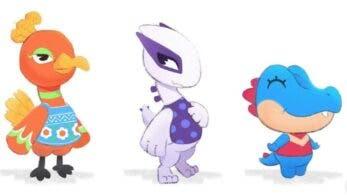 Artista recrea a varios Pokémon como personajes de Animal Crossing
