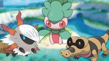 Dónde encontrar a Sandile, Fomantis y Larvesta y cómo evolucionarlos en La isla de la armadura de Pokémon Espada y Escudo