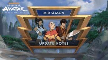 Primer vistazo a la colaboración de Smite con Avatar: The Last Airbender y The Legend of Korra