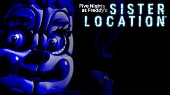 Five Nights at Freddy's: Sister Location llega por sorpresa a Nintendo Switch