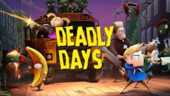 El shooter apocalíptico Deadly Days llegará a Nintendo Switch este verano