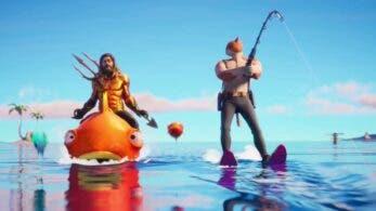 La tercera temporada de Fortnite rinde homenaje a Waterworld, una de las películas más famosas de Hollywood