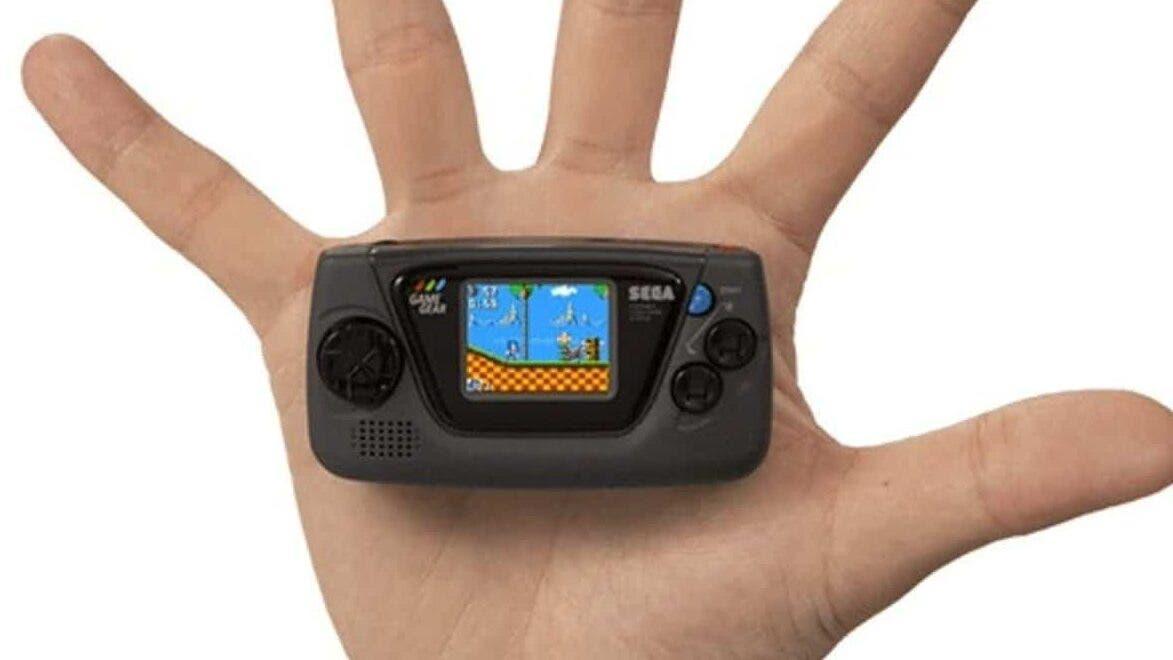 Todos los detalles sobre Game Gear Micro