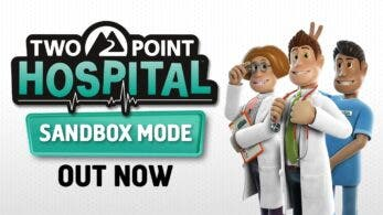 Two Point Hospital recibe el Sandbox Mode en Nintendo Switch