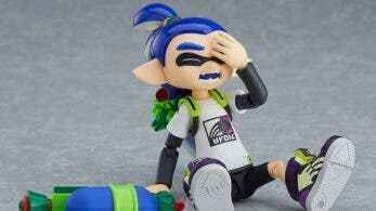 La Figma Splatoon Boy se retrasa hasta agosto